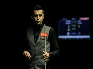 Mark Selby may face a tougher match than the odds suggest