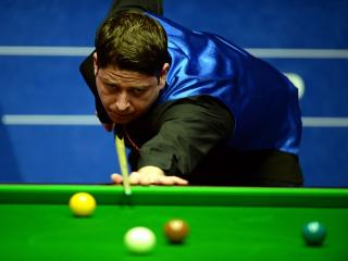 Matthew Stevens produced an outstanding win in the last round