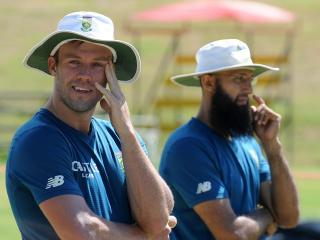 South Africa need AB and Amla to come off together