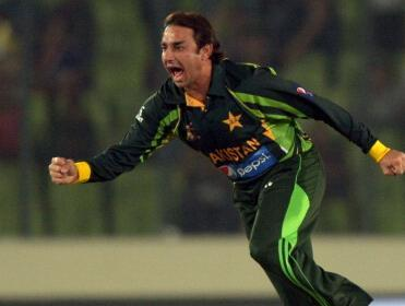 Ajmal is out of the World Cup