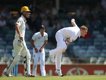 Ben Stokes is only 22 and has a bright future ahead of him