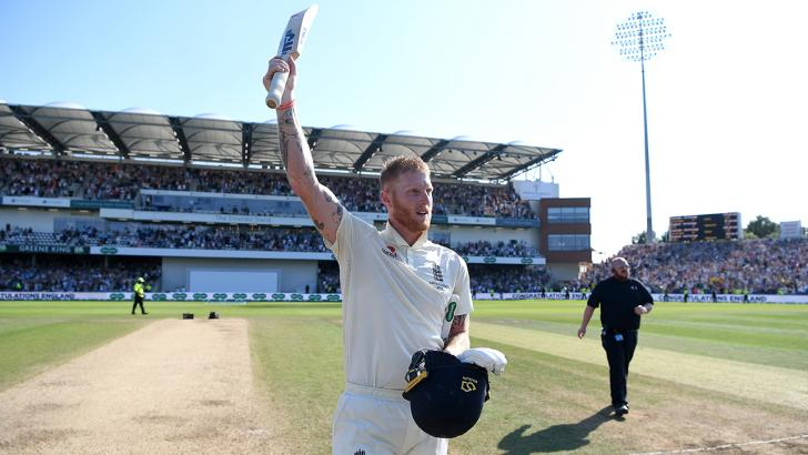 Ben Stokes at Headingley 2019