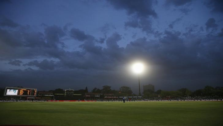 Bloemfontein - South African cricket ground