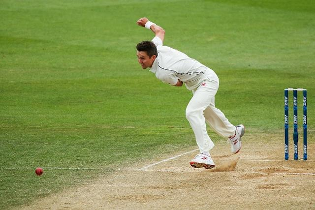Trent Boult's left-arm pace is potent