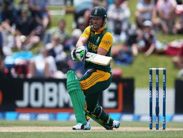 Back AB de Villiers to make another big score today