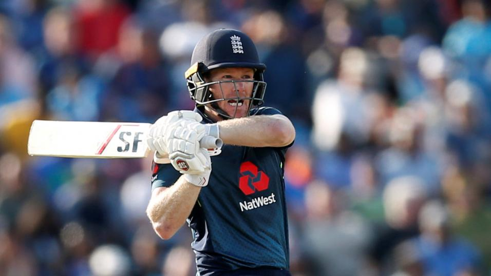 England ODI captain Eoin Morgan