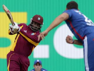 Matt Harris is looking to Chris Gayle to get West Indies over the line in a tough opening fixture