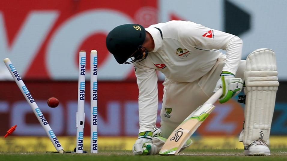 Australia flops to leave Proteas in control