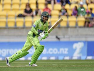 Back Haris Sohail to top score in a losing cause