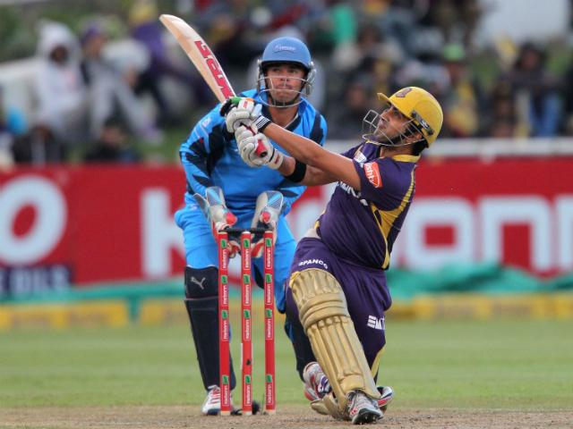 Gautam Gambhir leads the well-oiled KKR machine