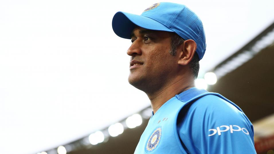 Chennai Super Kings cricketer MS Dhoni