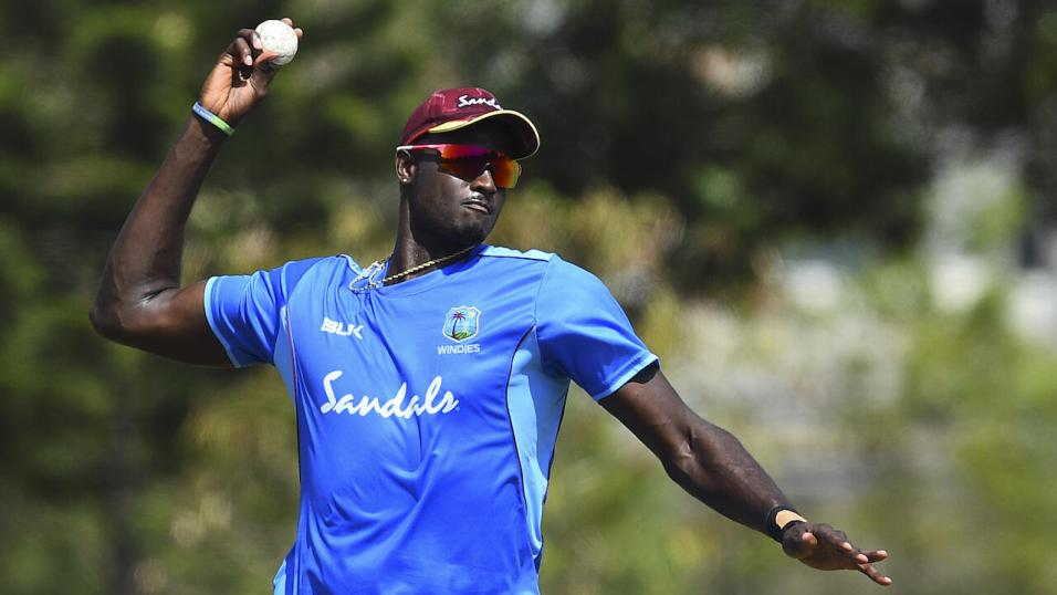 Sunrisers Hyderabad all-rounder Jason Holder