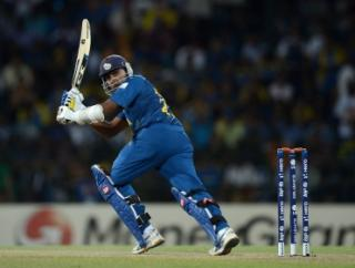 Jayawardene saved his side against Afghanistan