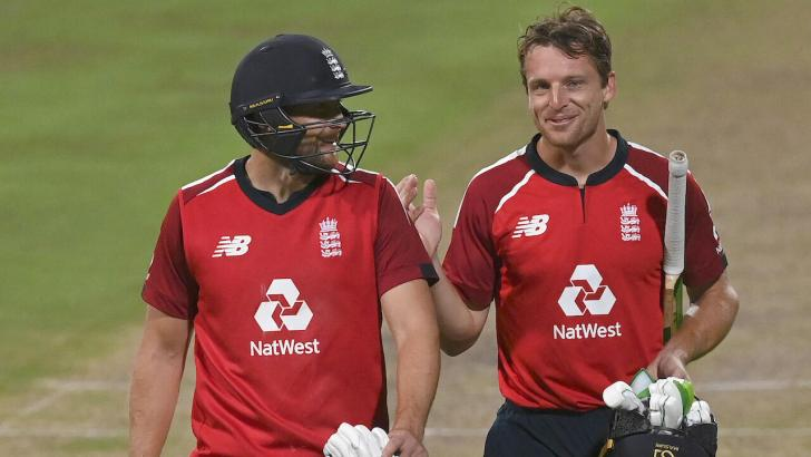 Dawid Malan and Jos Buttler