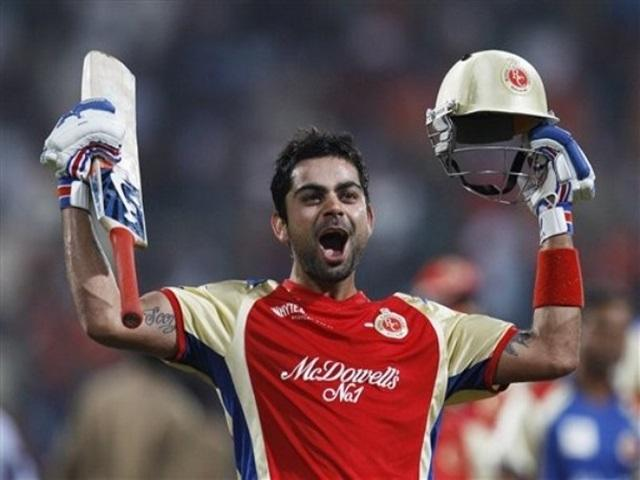 There have been far too few moments like this for Virat Kohli or RCB this year