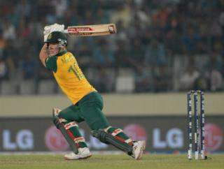 Expect another flowing innings from South Africa's David Miller