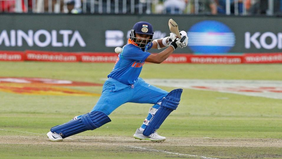 Rahane was in great touch in game one