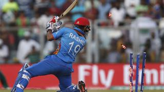 Rashid Khan of Afghanistan