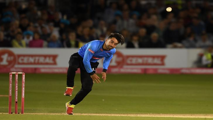Rashid Khan Adelaide Strikers