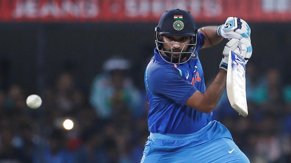 Ahead of ODI series, Rohit Sharma spends time with wife Ritika