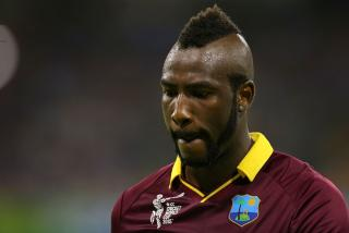 Slogger Andre Russell is always a decent outside bet to be top Windies batsman