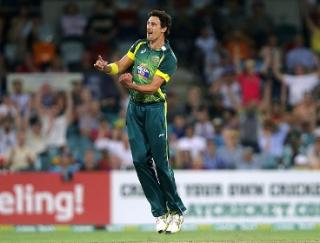 Starc comes alive at the death