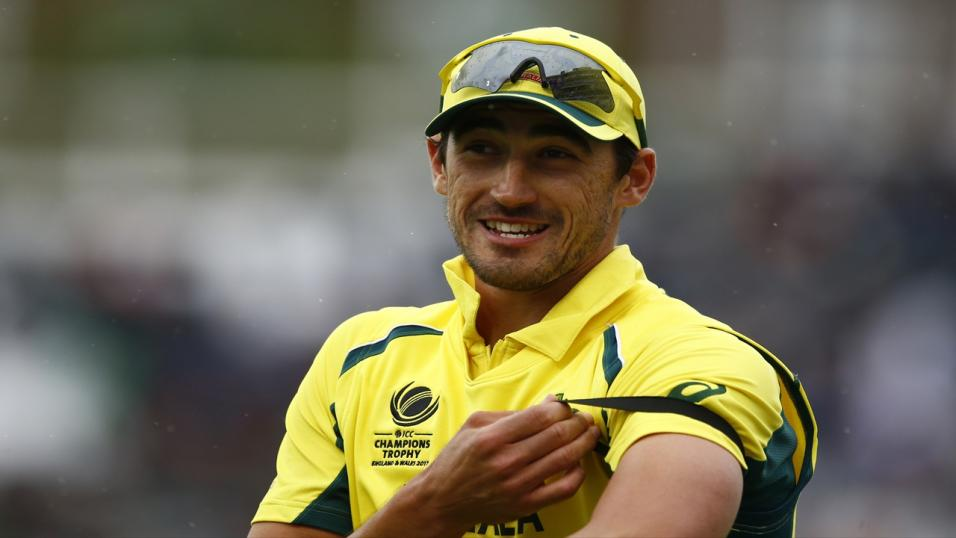 Starc has to play for Australia