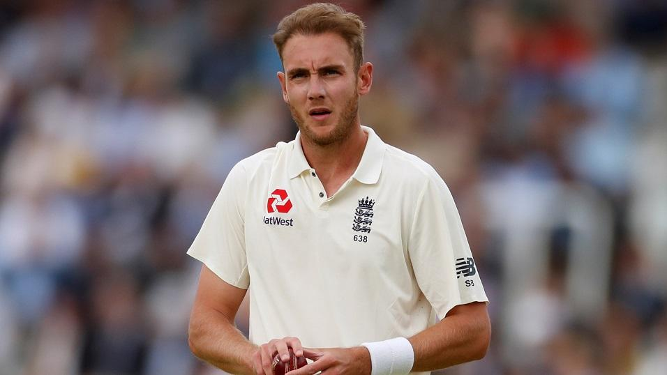 Stuart Broad has worked to straighten his run-up for Australian conditions