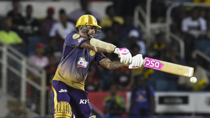 KKR all-rounder Sunil Narine