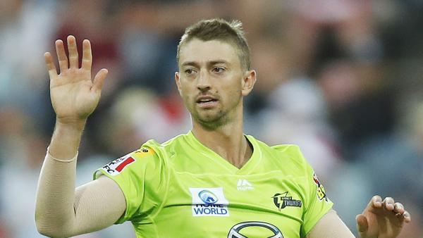 Sydney Thunder bowler Daniel Sams.jpg