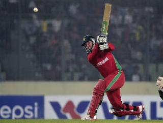 Expect good things from Zimbabwe and their captain Brendan Taylor today