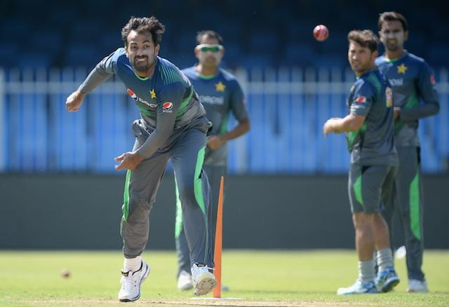 Wahab Riaz is part of a strong Pakistan attack