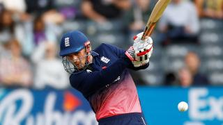 Alex Hales is expected to be fit to lead England's batting attack