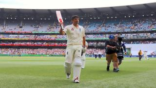Alastair Cook's century leaves England in a very strong position