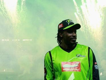 Gayle blew the home side away