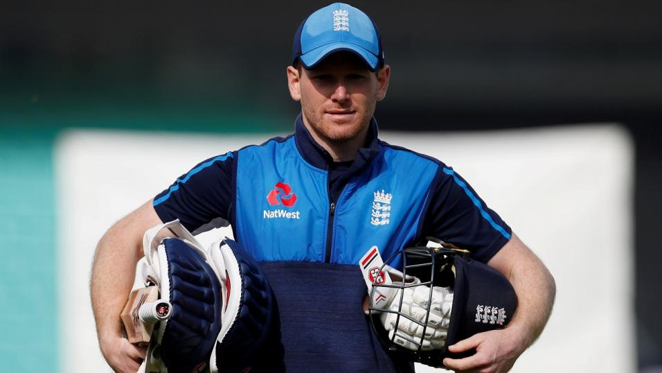 Eoin Morgan should be back
