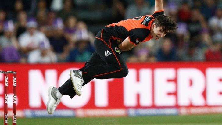 Jhye Richardson Perth Scorchers