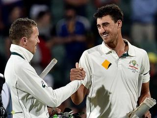 Starc is in - just - but Siddle is out