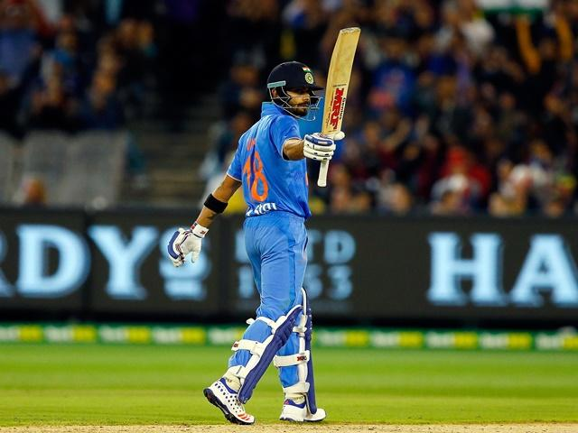 India's skipper Virat Kohli averages 70 against Bangladesh and could well be raising his bat again