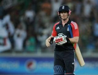 England skipper Eoin Morgan is woefully short of form