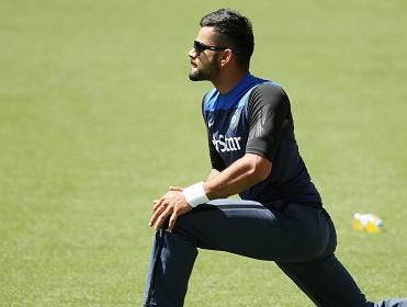 Kohli has ground form at Adelaide