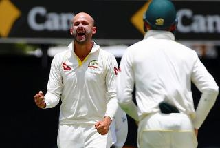 Nathan Lyon's was omitted from Australia's ODI team but the decision has backfired for the Aussie selectors.