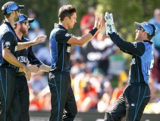 New Zealand could have a cushy route to the final