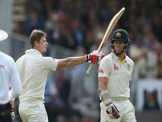 Steve Smith troubled England this winter
