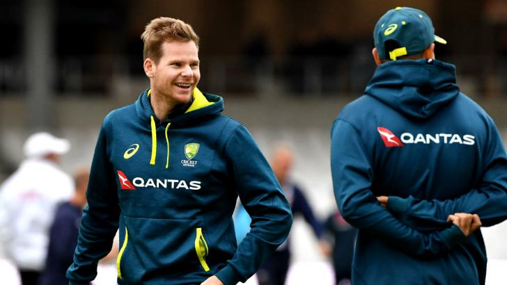 Smith should be smiling at the end of the SCG Test