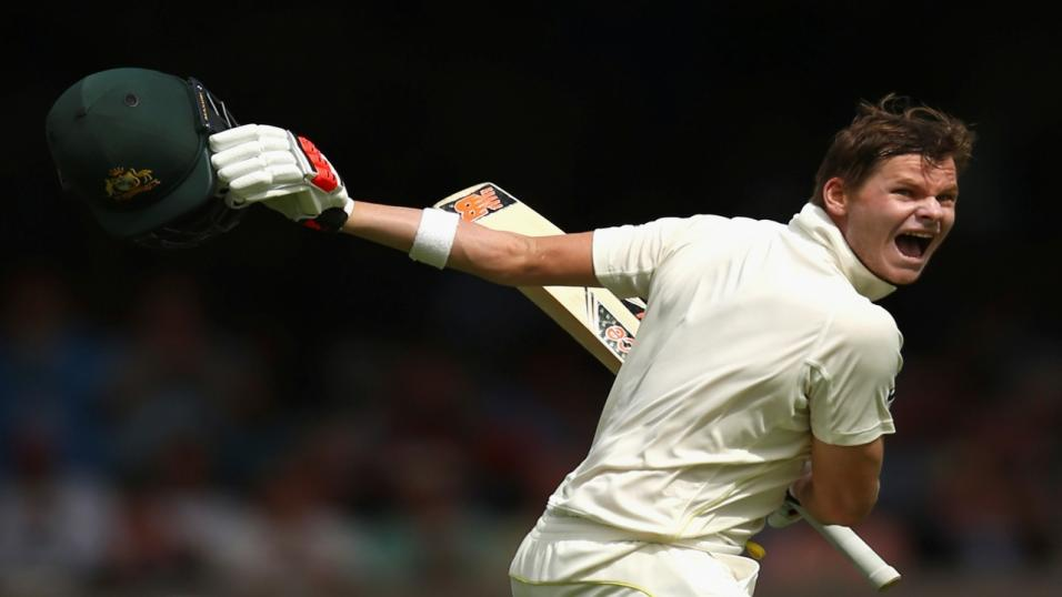 As usual, Steve Smith stands between England and a promising first innings position