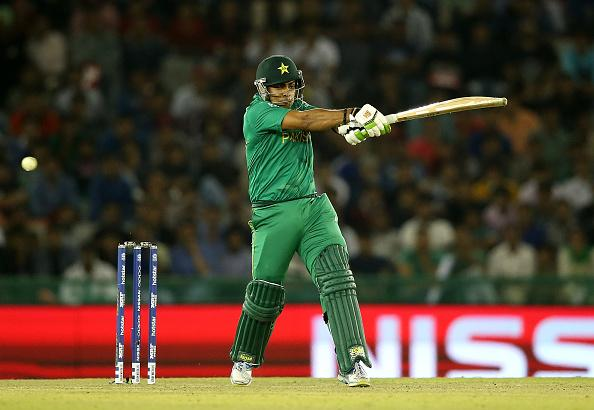Umar Akmal's batting will be key to the Pakistan innings
