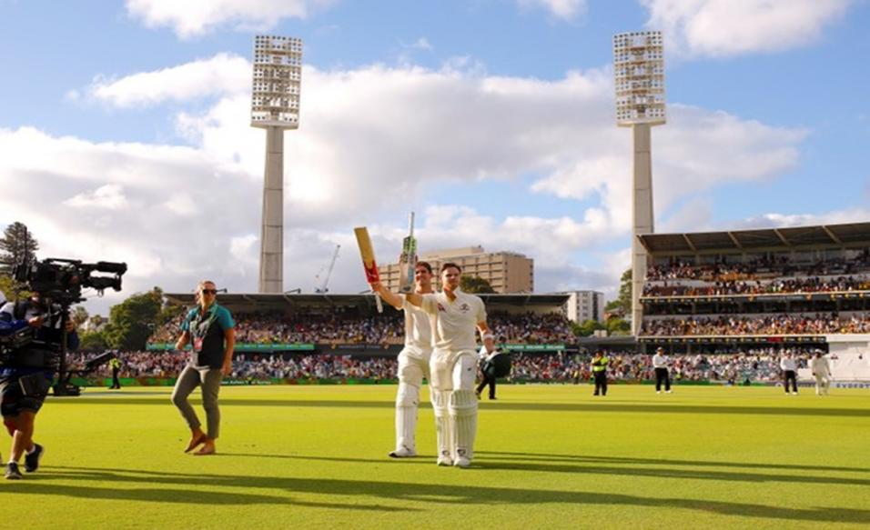 Smith and Marsh's record-breaking partnership will resume on 301