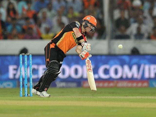 David Warner will be keen to get back to winning ways in Hyderabad