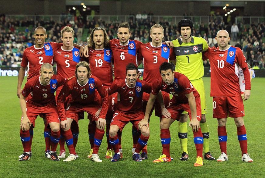 tjekkiet fodbold
